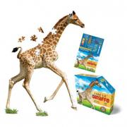 Giraffa puzzle 100 pezzi