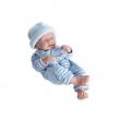 Bambola la newborn real maschio  43cm