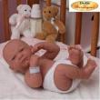 Bambola la newborn girl 36 cm