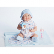 Bebe' 39cm newborn con accessori Berenguer