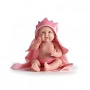 Bambola la newborn femmina 43 cm
