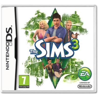 Incontri Sims 3DS inglese