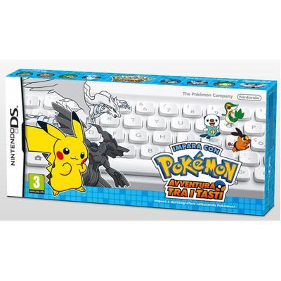 Impara con i Pokémon: Avventura tra i tasti Ds
