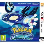 Pokémon Zaffiro Alpha 3Ds