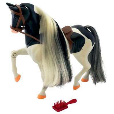 Cavallo con suoni American paint