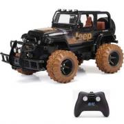 Jeep wrangler mud slinger 1/15 radiocomandata