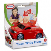Auto rossa Touch 'n' Go racer