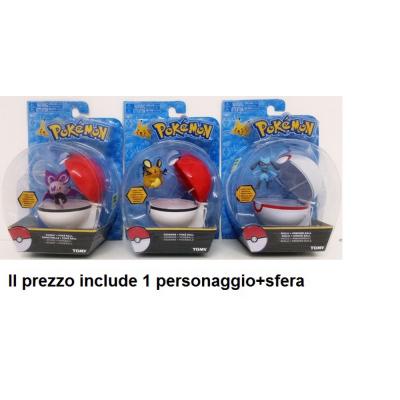 Pokemon clip'n carry