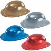 Bombetta metallizzata colori assortiti