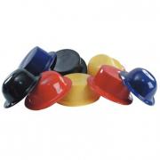 Cilindri e Bombette colori assortiti