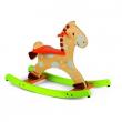 Cavallo a dondolo in legno pine cone Janod