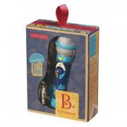 Microfono okideoke blu battat