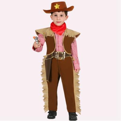 Costume Piccolo Sceriffo 3/4 anni