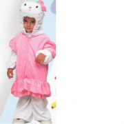 Costume dolce Kitty 1/2 anni