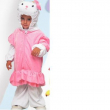 Costume dolce Kitty 2/3 anni