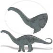 Apatosaurus cm. 39 Safari Ltd