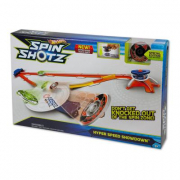 Spinshotz pista centrifuga Hot Wheels