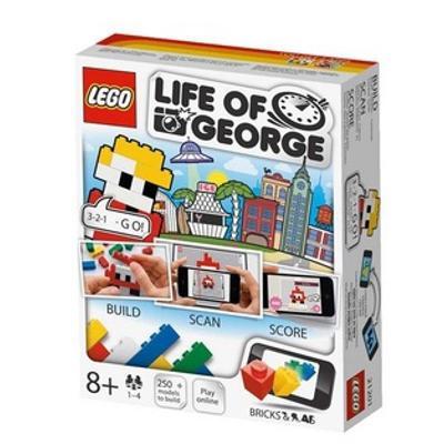 21201 Lego Life of George II 8+