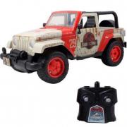 Jurassic world jeep radiocomandata