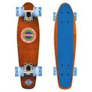 Skateboard krypto in legno Torpedo