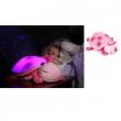 Coccinella rosa dolce sonno