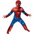 Spiderman vestito tg.L 7/8 anni