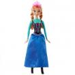 Frozen Anna principessa scintillante Mattel CFB81