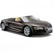 Audi R8 Spyder marrone metallizzato 1:24