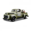 Ford F-1 Pickup Harley Davidson 1:24 Model Araba