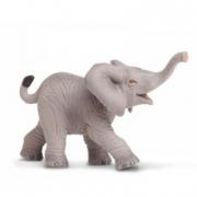 Elefante Africano baby cm. 8