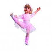 Bambola Sarah ballerina 50 cm.