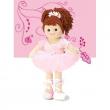 Bambola Ballerina My Doll cm. 42