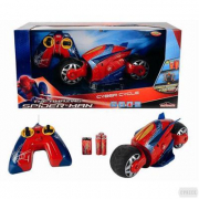 Moto radiodomandata Spiderman
