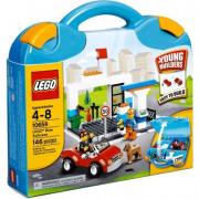 10659 Valigetta Lego blu - Lego Mattoncini 4-8 anni