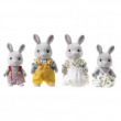 Famiglia Conigli Cottontail Sylvanian Families