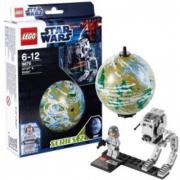 9679 Lego Star Wars - AT-ST & Endor 6-12 anni