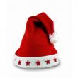 Cappello Babbo Natale luci