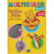 """Album da colorare """"Multicolor special - Winnie the Pooh"""""""