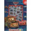 """Libro Disney Pixar """"Cars 2 - Magneti 3D"""""""