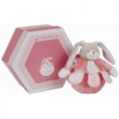 Carillon coniglio rosa DouDou et Compagnie
