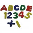 Magneti Lettere e Numeri in legno