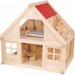 """Casa delle bambole """"Villa Bambini"""" in legno Beluga"""