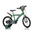 """Bicicletta ninja turtles 14"""""""