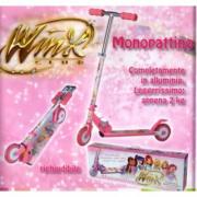 Monopattino alluminio Winx