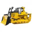 Bruder 02452 - Bulldozer Cat grande