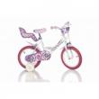 "Bicicletta bimba 14"" 4/7 anni"