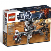 "9488 Lego Star Wars "" Elite Clone Trooper & Commando Droid"" 6-12"