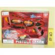 Pistola Laser con luci e suoni