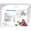 Consolle Wii + Mario Kart+Volante