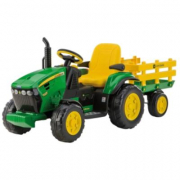 Trattore elettrico john deere ground force 12V